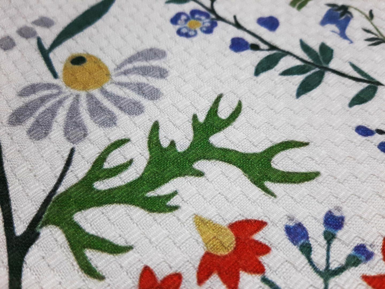 Печать рисунка на ткани