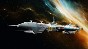 космический корабль фотообои в Оренбурге цена