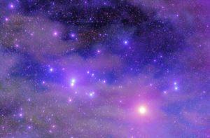 пурпурный космос в Оренбурге купить фотообои