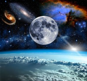 планеты галактика фотообои в Оренбурге купить