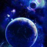 фотообои синий космос Оренбург