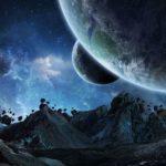 красивые фотообои с космосом в Оренбурге купить
