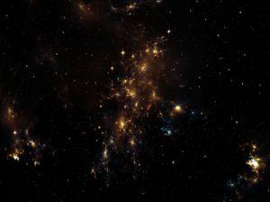 фотообои Оренбург космическая туманность