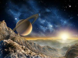 купить фотообои сатурн Оренбург