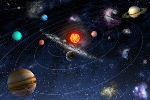 фотообои солнечной системы в Оренбурге