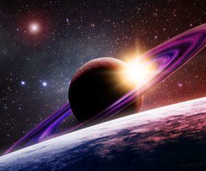 купить фотообои земля сатурн Оренбург
