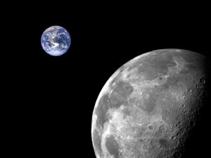 фотообои луна и земля в Оренбурге