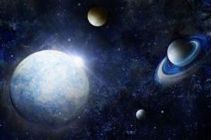 фотообои планеты с сатурном купить в Оренбурге