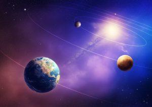 земля и космос купить фотообои в Оренбурге
