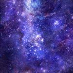 синяя туманность фотообои Оренбург цена
