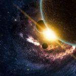 спираль планеты солнце купить фотообои в Оренбурге