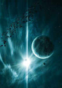 фотообои космос свет в Оренбурге цена