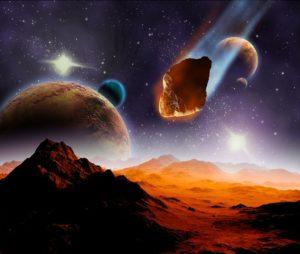 фотообои метеор купить в Оренбурге