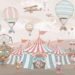 фотообои Оренбург детские цирк