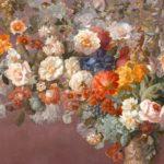 фотообои Оренбург цветы темные