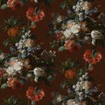 фотообои Оренбург цветы коричневые