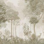 фотообои в Оренбурге туманный лес