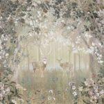 фотообои в Оренбурге лес с лианами