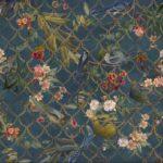 фотообои в Оренбурге цветы сетка
