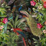 фотообои в Оренбурге фантастический сад темный