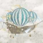 фотообои в Оренбурге волшебный корабль