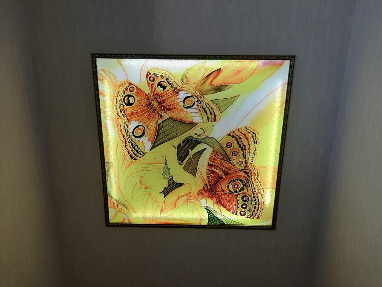 Печать на стекле любых изображений